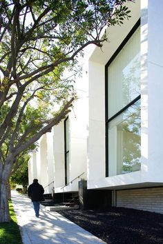 Modern and Sustainable Individual Town Homes by Jonathan Segal FAIADuring the 70's San Diego had a flourishing textile business and strong union membership. The Golden Hill area directly adjacent to the San Diego Fr... Architecture