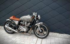 Einzelstück... One of kind 1979 Suzuki GS 850