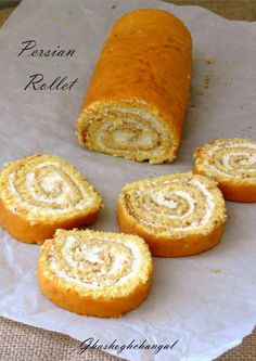 Persian roulette rollet it is one of my favorite desserts persian roll rollete forumfinder Choice Image