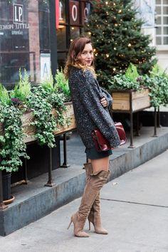 The Confetti Tweed Sweater