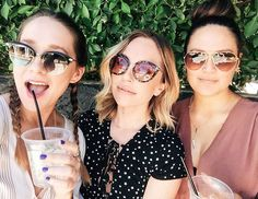 The Sonix girls at #coachella showcasing some of our newest sunnies!Feast your eyes on the Bellevue, Melrose, and Lodi - Coming this Summer #sonixsunnies  #comingsoon #sonix #mysonix #sunglasses #fashion #accessories