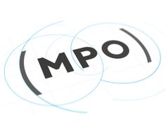 MPO Visual Identity designed by Clemens Posch ∞. the global community for designers and creative professionals. Identity Design, Visual Identity, Logo Design, Studio Logo, Animation, Logos, Creative, Projects, Log Projects