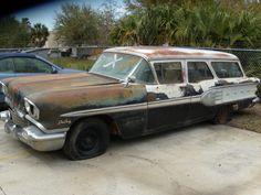 '58 Pontiac Star Chief Station Wagon