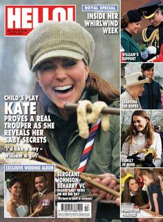 Duchess Kate: Prince William's Future Plans?, RAF Privatised, Spring Sales + More