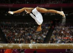 This photo of Gabrielle Douglas won Brian Peterson an award of excellence in the Olympic action category in the Donald W. Reynolds Journalism Institute 2012 Pictures of the Year International competition