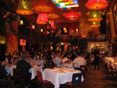 Carnivale, 702 W Fulton St.  Energetic atmosphere, great food and drinks