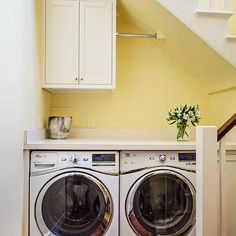 Amazing Gallery Of Interior Design And Decorating Ideas Of Under Counter  Washer Dryer In Kitchens, Laundry/mud Rooms, Closets, Basements By Elite  Interior ...