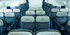 Plus fare 767 wider seats extra legroom Low Fare Flights, Vacation Packages, Air Travel, Business Travel, Belgium, Packaging, Cheap Flights, Wrapping
