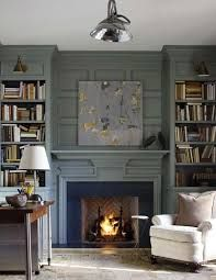 fireplace cupboards either side - Google Search