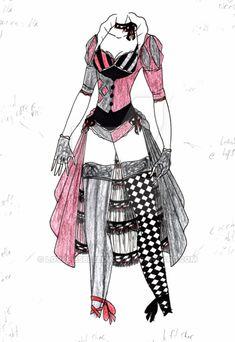 MISCcd - Mrs J by LoveLiesBleeding2.deviantart.com on @DeviantArt
