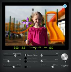 DSLR camera simulator can help you learn more quickly. Click to try it now.