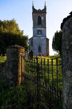 Abandoned Rathaspeck Church | County Wexford, Ireland