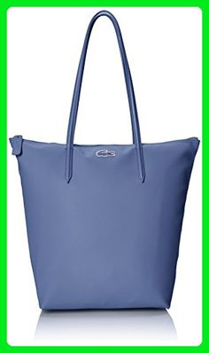 af93b71e30 Lacoste Women's Concept Vertical Tote Bag Symbol of relaxed elegance since  the Lacoste brand, backed by its authentic roots in sports, offers a unique  and