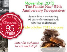 Fannie May Coupons Ends of Coupon Promo Codes MAY 2020 ! Was of Lasalle person H. 1920 Chicago success Teller by name retail In A May. Coupons For Boyfriend, Free Printable Coupons, Love Coupons, Grocery Coupons, Extreme Couponing, Coupon Organization, May, Printables, November 2015