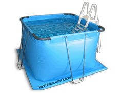 portable and affordable warm water therapy pools
