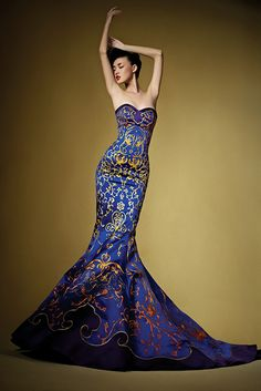 Ne Tiger Haute Couture Collection 2014 Collection
