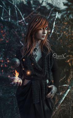 fotograaf: Original Cin Photography model: Christina Critter muah: Avalon Metz kleding/stying: Rosies Art