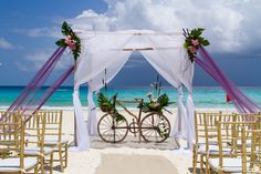The fairy tale wedding you have always dreamed of, brought to life at Live Aqua Cancun