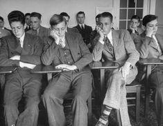 Sunday School in Lancaster, PA, 1941.