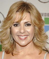Ana Maria Canseco Hairstyle