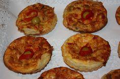 mis recetas dulces y saladas: tartaletas de atún y piquillos