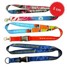 b4bf04a8e Full Colour Custom Printed Lanyards, 20 mm. Saturated ColorHigh Quality ...