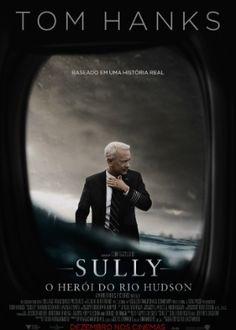 Tom Hanks vive piloto que pousou avião em rio de Nova York