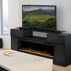 Dimplex Concord Media Electric Fireplace - GDS50-1243SC