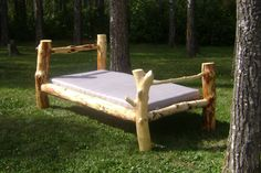 Custom Log Furniture Designs Photo Gallery