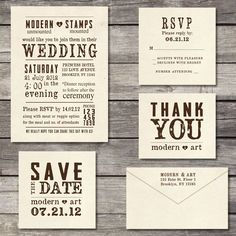 Custom Wedding Stamp  Wedding Invitation Stamp  by modernartstamps, $145.00