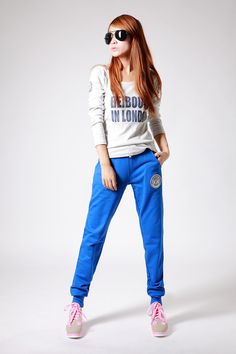 Casual Loose Thin Cotton Sports Pant