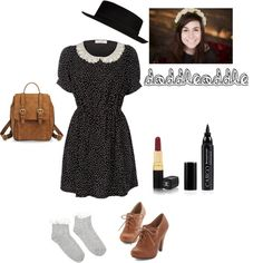 doddleoddle inspired by cateisnotonfire on Polyvore featuring DARIMEYA, Accessorize, River Island, Chanel and CARGO