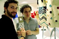 D'Oliveira Fashion Blog & By-PT with Isidro Paiva  Photo | Sónia Saraiva  Edition | Luís de Oliveira