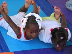 YogaKids - Changing the World One Child at a Time