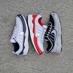 best website ea48c bf676 Nike Air Zoom Spiridon Fall 2017 . Disponible Available  SNKRS.COM