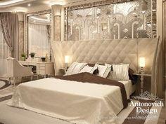 Элитный дизайн спальни, Бутик Элитного Декора ANTONOVICH HOME, Спальня, Дизайн интерьеров Formo.ua