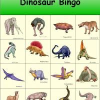 This Dinosaur Bingo 1 is a free image for you to print out. Check out our Free Printable Bingo today and get to customizing! Dinosaur Land, Dinosaur Party, Dinosaur Birthday, Boy Birthday, Dragon City, Bingo For Kids, Activities For Kids, April Preschool, Preschool Ideas