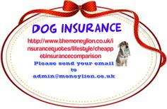 http://www.themoneylion.co.uk/insurancequotes/lifestyle/cheappetinsurancecomparison dog insurance