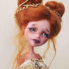 @prodollsteam • Instagram photos and videos Doll Eyes, Monster High Dolls, Doll Hairstyles, Photo And Video, Hair Styles, Photography, Collection, Instagram, Videos