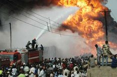 Pandemonium as Deadly Gas Pipeline Explosion Leaves Many Missing in Delta State