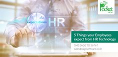 5 Things your Employees expect from HR Technology