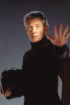Magneto! -Ian Mckellen