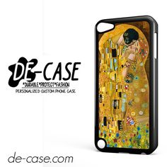 Gustav Klimt The Kiss DEAL-4961 Apple Phonecase Cover For Ipod Touch 5