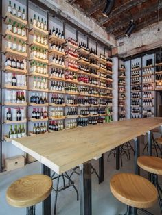 BvS Wine Traders by Beros & Abdul Architects