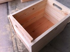 How to make a wooden beer crate - Home Brew Forums