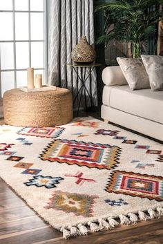 Rugs USA - Area Rugs in many styles including Contemporary, Braided, Outdoor and Flokati Shag rugs.Buy Rugs At America's Home Decorating SuperstoreArea Rugs Plush Carpet, Rugs On Carpet, Mexican Rug, Deco Zen, Southwestern Decorating, Southwestern Rugs, Rugs Usa, Buy Rugs, Bedroom Carpet
