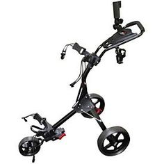 """Izzo Golf Dart Compact Push Cart Black (a50056) - by IZZO Golf. $121.77. Dart Compact Push Cart with Easy fold/unfold ONE STEP Leg Lock keeps stand bags in place, preventing them from twisting; Ultra compact: expands to 62"""" x 26"""" x 45"""" and collapses down to 26"""" x 12"""" x 17""""; Lightweight 15 pounds; Accessory storage compartment includes separate holders for umbrella, drink, tees, scorecard, balls, etc - Black"""