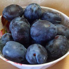 Blue Fruits, Plum, Blueberry, My Photos, Eat, Instagram, Food, Berry, Essen