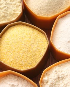 Baking 101: Choosing the right flour (big variety of flours)