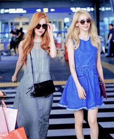Seohyun and Yoona
